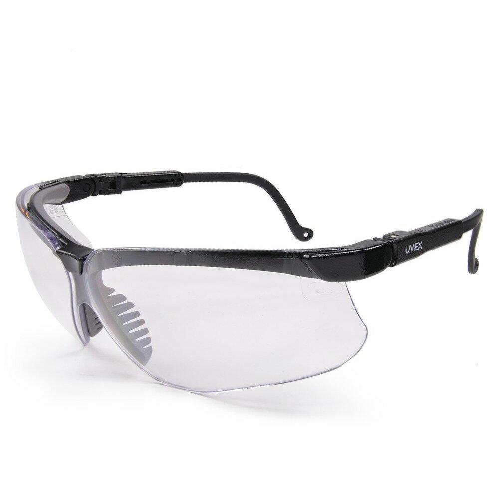 UVEX サングラス ジェネシス クリア ウベックスGENESIS スポーツ アイウェア(アイウエア) 紫外線 UVカット グラサン 安全保護めがね(保護眼鏡) 透明 スポーツサングラス スポーツグラス スポーツめがね