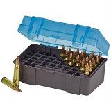 プラノ 弾薬ケース 50発 ライフルカートリッジ用 32Win他 | Plano ライフル弾ケース ライフル弾ホルダー ライフルカートリッジケース
