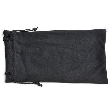 サングラスポーチ 巾着袋 マイクロバッグ 黒 メガネポーチ スマホ袋 巾着型 USB ケーブル アダプタ 小物入れ