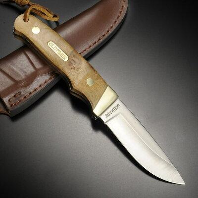 シュレードPHWプロハンターナイフ