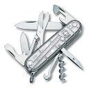 VICTORINOX アーミーナイフ トラベラー [ シルバーテック ] Victorinox Traveler ツールナイフ マルチツール 十徳ナイフ キャンピングナイフ 万能ナイフ