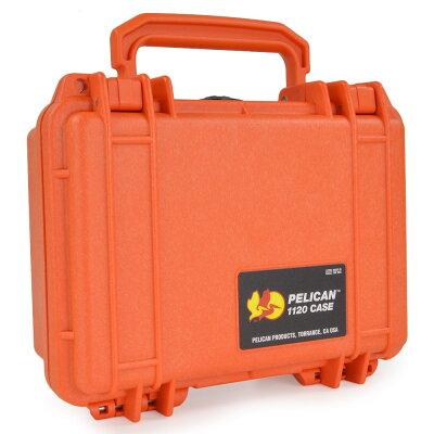 ペリカンの防水ケース 1120ですPELICAN 防水ケース 1120 [オレンジ] ダイビングバッグ ハードケ...