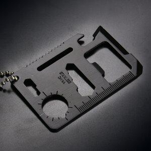 クレジットカードサイズサバイバルカードナイフ
