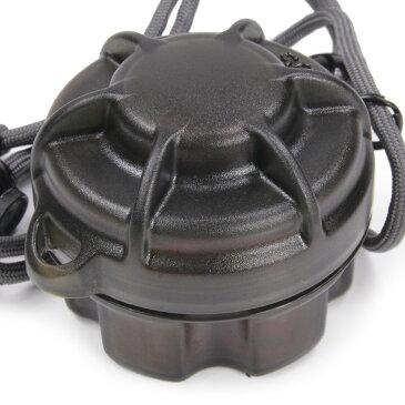 SUREFIRE 電池ケース CR123A用 防水バッテリーケース SC1 バルブ スペアキャリアー   シュアファイヤ シュアファイヤー