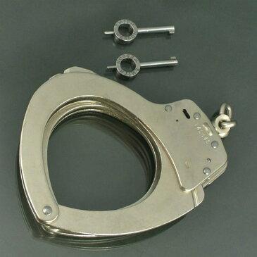 スミス&ウエッソン 手錠 M-110-1 ダブルロック | S&W スミス&ウエッソン ハンドカフス ポリスグッズ ポリスグッツ 警察用品 スワット SWAT 警察モノ POLICE