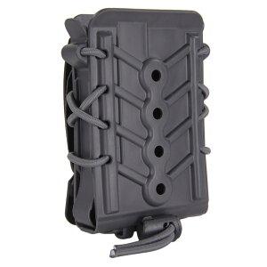 ハイスピードギア 実物 ライフルマグケース TACO ポリマー 16TA00 [ ウルフグレイ ] HSGI POLY M4マガジンケース M4マグケース M16マグケース ダブルマガジンケース 弾倉 ブラック モール対応
