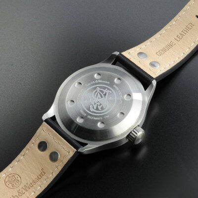 スミス&ウエッソン腕時計GRH1専用ケース付
