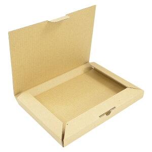 ゆうパケット対応 タトウ式 ダンボール A4サイズ [ 10枚セット ] 段ボール 段ボール箱 ダンボール箱 組立 折り畳み式 宅配箱 クリックポスト対応 発送用 梱包用 やっこ型 たとう式 ヤッコ型