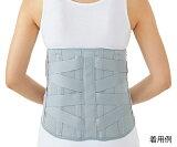 腰痛サポーター Dr.MED 固定力スーパーハードタイプ S DR-B033S 4580110260069