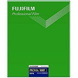 富士フィルム フジクローム プロビア100F シートフィルム 8X10(20枚入)CUT PROVIA100F NP 8X10 20