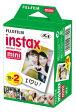 【ゆうパケット便・送料無料】FUJIFILM チェキ用フィルム 2本パック instax mini 2PK 20枚×3個 セット