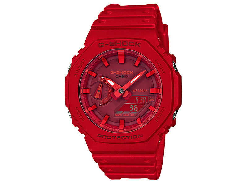 腕時計, メンズ腕時計 CASIOG-SHOCK GA-2100-4AJF