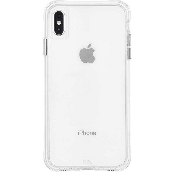 988b0ad365 iPhoneXSMax Tough Clear-Clear iPhoneXSMaxケース シンプルケース iphoneXsMax 耐衝撃ケース  iPhonexsmax用 IPHONEXSMAX