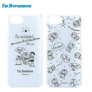 ba2157ba6d iPhone8/7/6s I'm DORAEMON クリアケースドラえもん iphoneドラえもんケース キャラクター