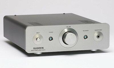 SUGDEN AUDIO ヘッドフォンアンプ HA-4 新品