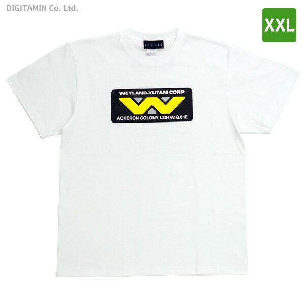 トップス, Tシャツ・カットソー YUTAS 2 T WEYLAND-YUTANI CORP No.1 WHITE XXLZG65995