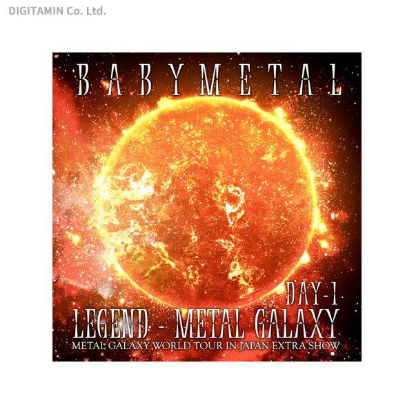 ロック・ポップス, アーティスト名・は行 LIVE ALBUM (1LEGEND - METAL GALAXY (DAY-1) METAL GALAXY WORLD TOUR IN JAPAN EXTRA SHOW) BABYMETAL (CD)(ZB79726)