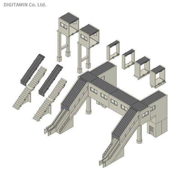 4073 TOMIX トミックス マルチ跨線橋エレベーター付セット Nゲージ 鉄道模型 【9月予約】