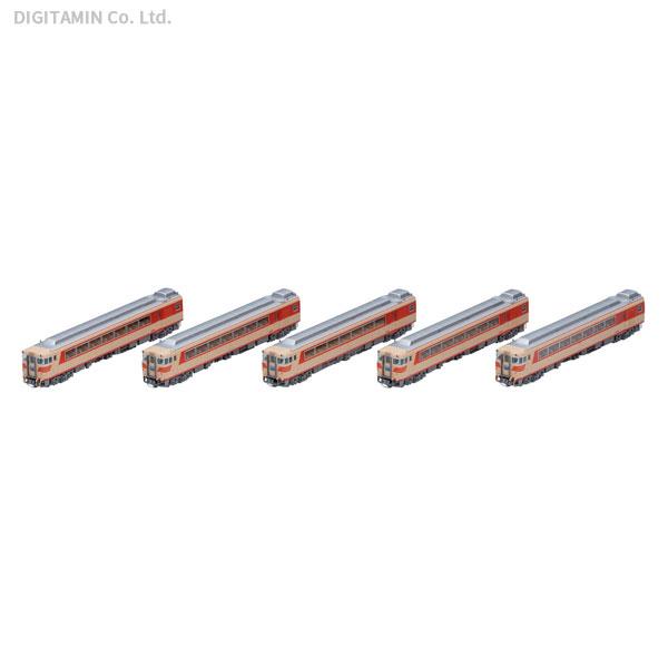 送料無料◆98446 TOMIX トミックス 名鉄 キハ8200系 (北アルプス)セット (5両) Nゲージ 鉄道模型 【1月予約】