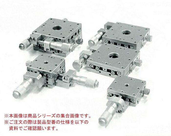 ファッションなデザイン シグマ光機 X軸ステージ 汎用型ステンレスステージ TSDCシリーズ TSDC-601C サイズ60X60 新品未開封品 アウトレット長期在庫品, トマリムラ 24736a3f
