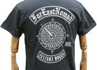 エアフィッシュ【AirFish】FarEastNomadVネックTシャツ【ブラック】