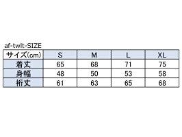 エアフィッシュ【AirFish】THUNDERWORKSロングTシャツ【ホワイト/レッド】