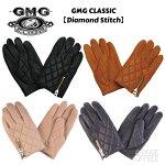【日本製】GMGCLASSICDiamondStitchダイアモンドステッチ【鹿革】クラシックグローブ【GGMC009〜GGMC016】