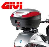ジビ 【GIVI】 SR134M スペシャルキャリア (ピアジオ MP3) 【デイトナ 95040 同等】