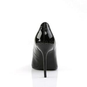 即納靴エレガントなポインテッドトゥハイヒールパンプス10cmヒール黒ブラックエナメルPleaserプリーザー大きいサイズあり豊富なカラーバリエーション行事式女装男装パーティ-LGBTファッション