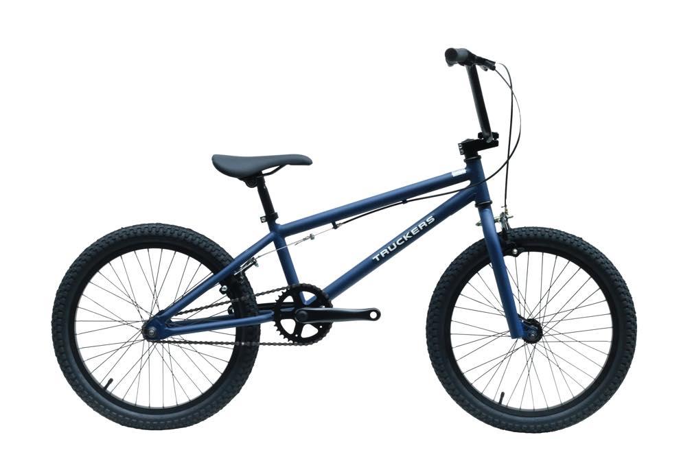自転車・サイクリング, BMX BMX TRUCKERS BMX 20 MAT NAVY