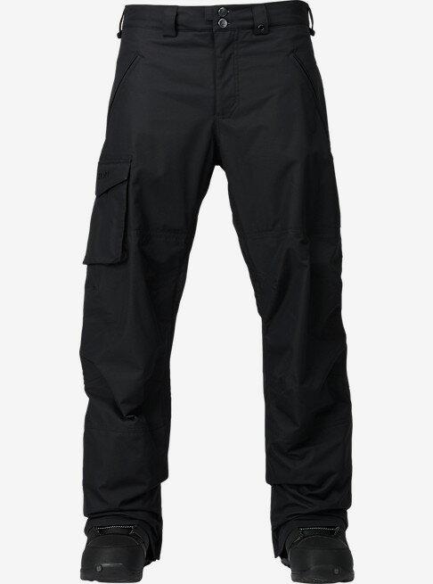 バートン 17モデル メンズ ウェア Burton Covert Pant True Black スノーボード