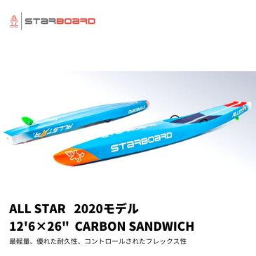 2020 STARBOARD スターボード ALLSTAR 12'6