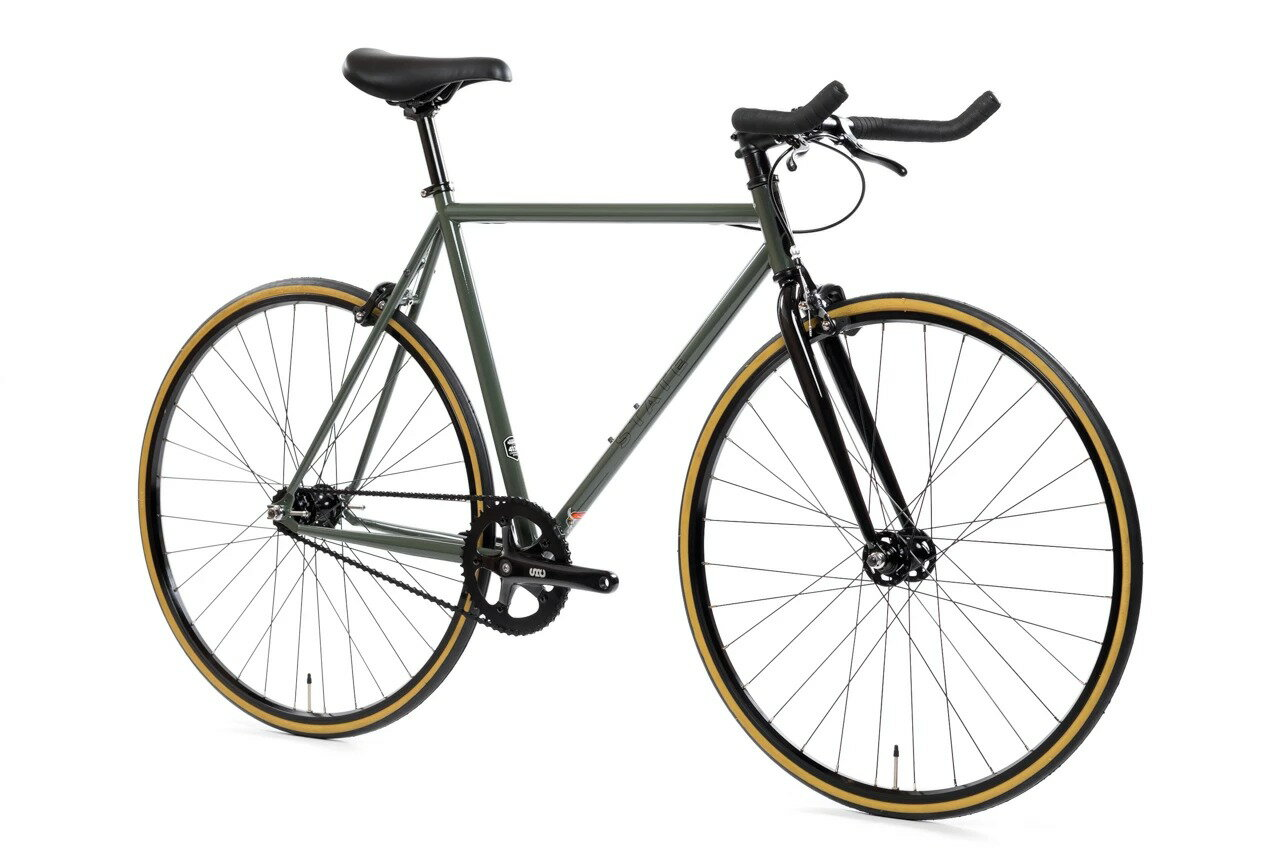 STATE BICYCLE Co.(ステイトバイシクル)『4130 - ARMY GREEN』