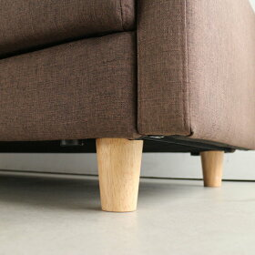デザインにもこだわったソファベッド幅196cm