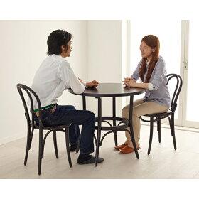 ラウンドカフェテーブル径80cm[チェコ・TON社]
