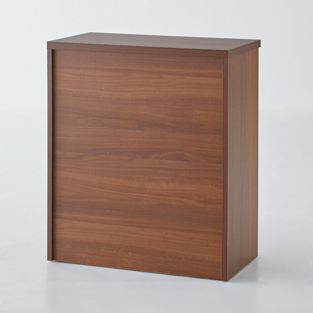 Gamlin/ガムリン 家具調ダストボックス 3分別 H47610