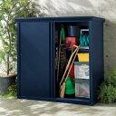 物置 屋外 スチール物置 おしゃれ 庭 大型 倉庫 収納 ガーデニング LR0432