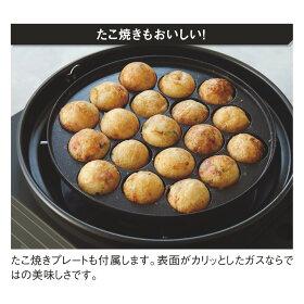 湯豆腐やお鍋料理も。土鍋の場合6合サイズまで使用可能。