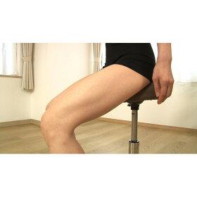 【座り方】○座面の傾斜が高い方をお尻に来るようにして座ります。※ミズノのロゴタグが後ろに来るようにしてください。