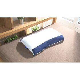 枕上部に西川の特殊素材『エアーサイクロン』を採用