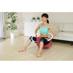 クビレへの運動効果は、従来モデルの約1.6倍※!(※千葉大学調べ。被験者男女3名・腹斜筋における筋放電従来比較。)