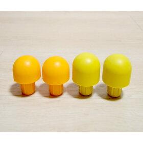 押し球※初めは小サイズで行い慣れたら大サイズに。目安は30秒から始めてください。