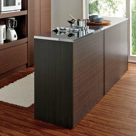 キッチンとダイニングスペースを間仕切る独立カウンターとしても使えます。