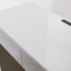 Ruffalo/ラファロ間仕切りキッチンカウンター幅120cm高さ85cmH87205