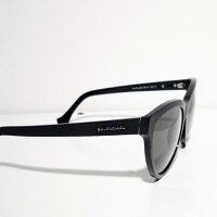 Balenciaga バレンシアガ レディース キャットアイ サングラス ブラック Women's Black Cat Eye Sunglasses