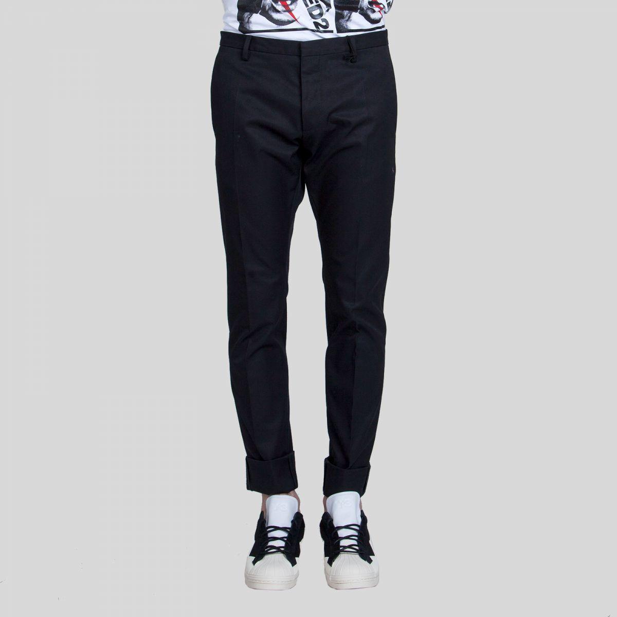 メンズファッション, ズボン・パンツ DSQUARED2 Cotton Twill Hockney Trousers
