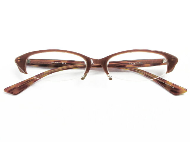 眼鏡・サングラス, 眼鏡  LAZY RED LR3068 BRX