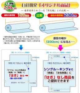 防ダニボックスシーツ(無地・チェック)ダニブロック【スーパーガードII】