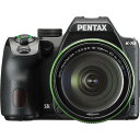 PENTAX ペンタックス K-70 18-135WRキット [ブラック]