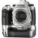 PENTAX ペンタックス K-3 Mark III Silver Premium Kit